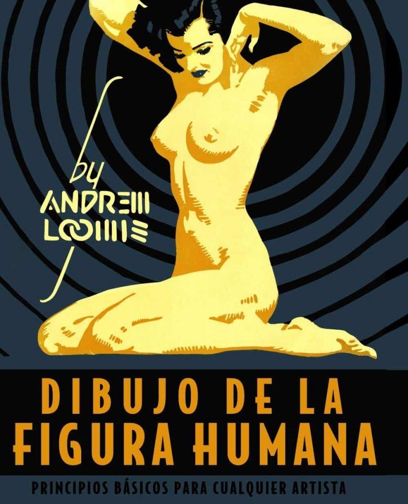 Libros para ilustradores: Dibujo de la figura humana