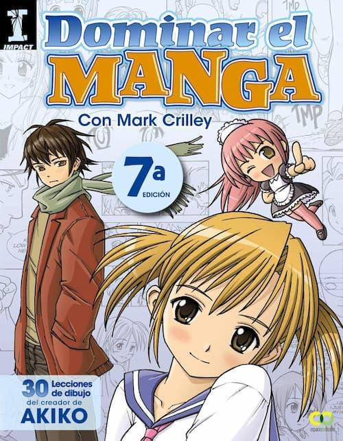 Libros para ilustradores: Dominar el manga