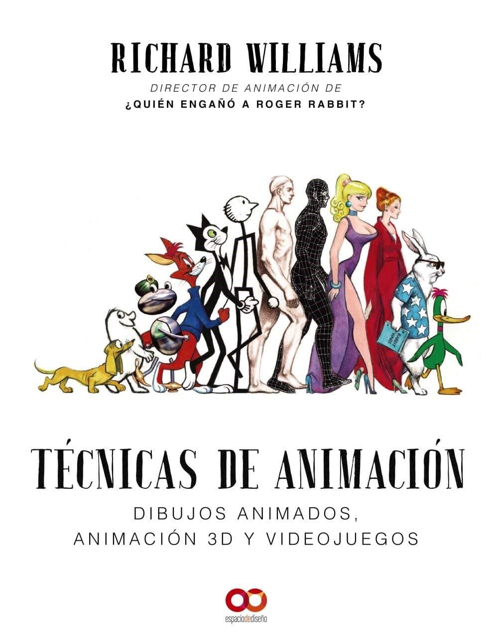 Libros para ilustradores: Técnicas de animación