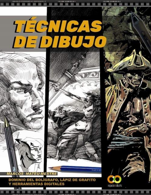 Libros para ilustradores: Técnicas de dibujo