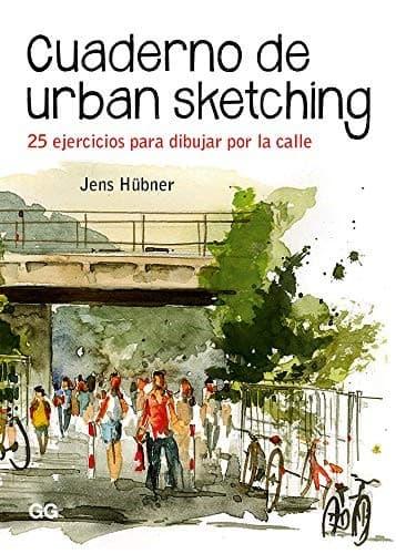 Libros para ilustradores cuaderno de Urban Sketching