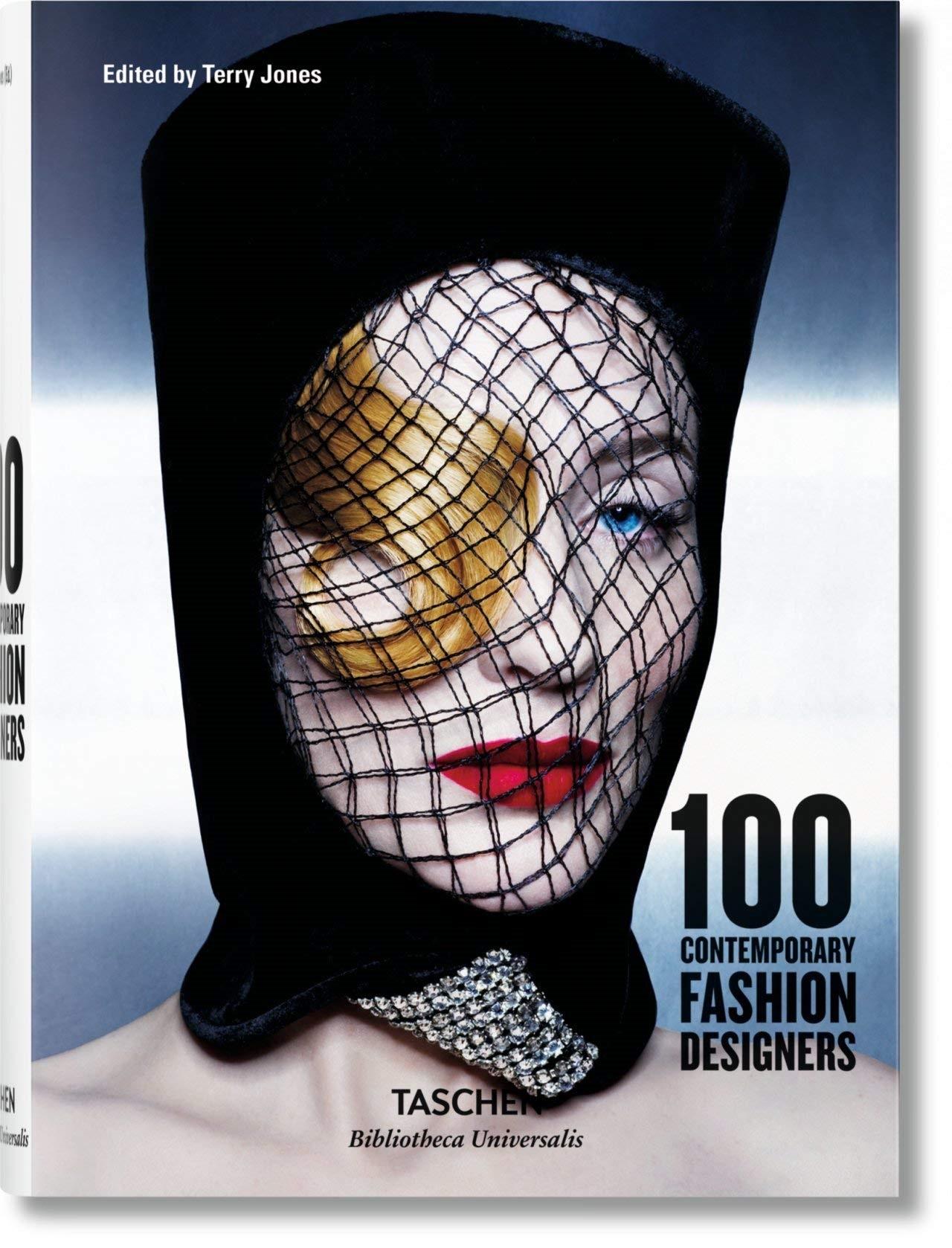libros para diseñadores de moda - 100 diseñadores contemporaneos