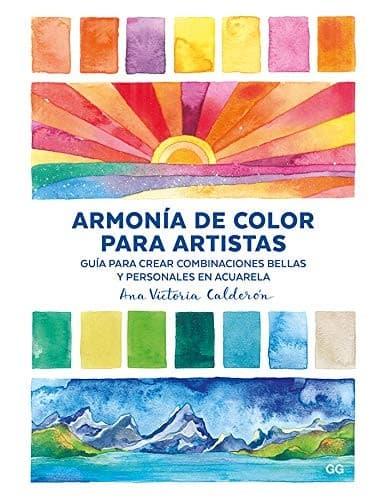 Libros para ilustradores: Armonía de color para artistas