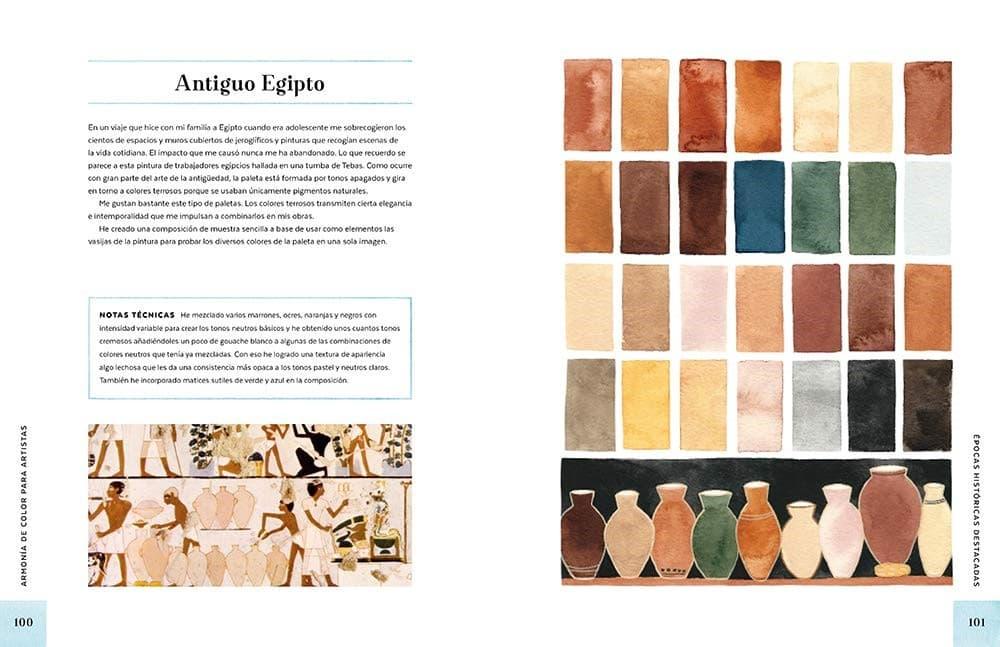 Armonía de color para artistas2