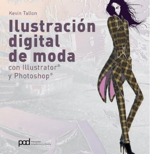 libros para diseñadores de moda illustrator y photoshop