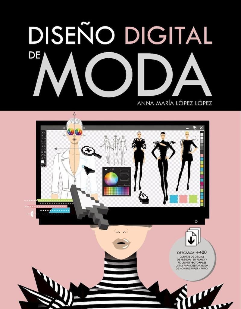 Libros para diseñadores de moda -Diseño digital de moda