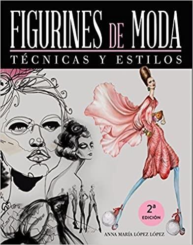 Libros para diseñadores de moda - figurines de moda