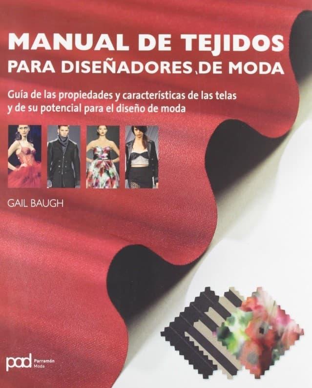Libros para diseñadores de moda - Manual de tejidos