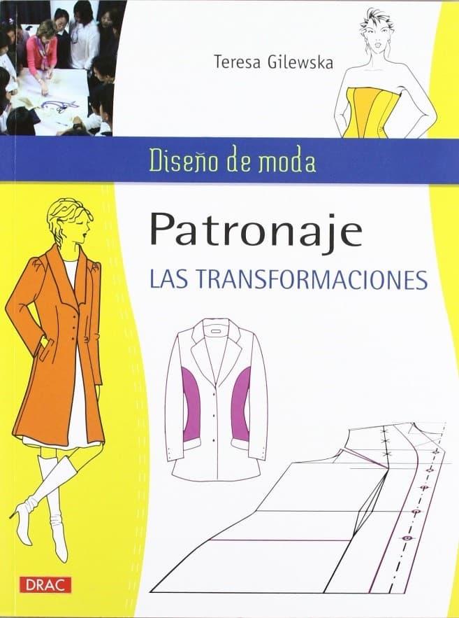 libros para diseñadores de moda - patronaje