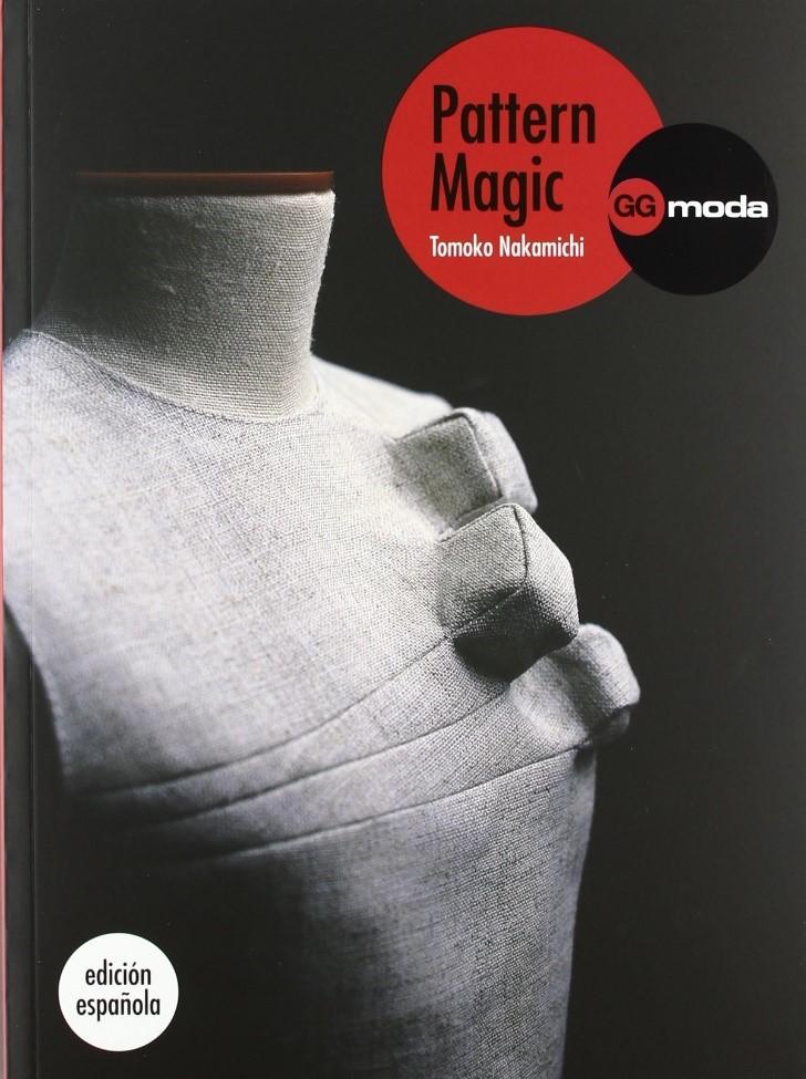 Libros para diseñaodres de moda - pattern magic1