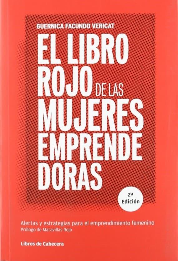 El libro rojo de las mujeres emprendedores Guernica y Torrecilla