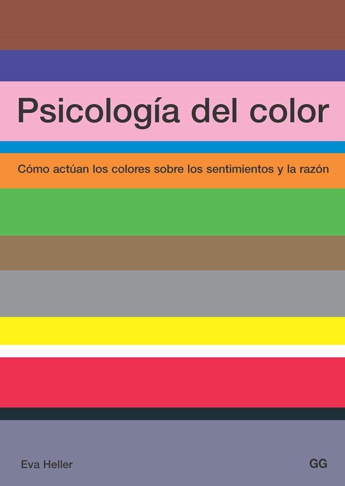 Libros para diseñadores gráficos Psicología del color