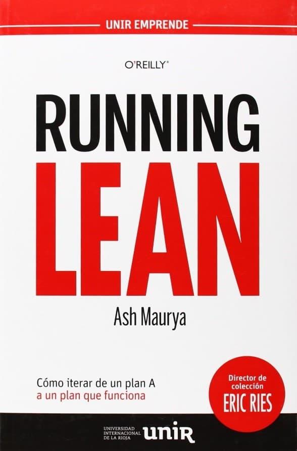 Running Lean libros para emprendedores